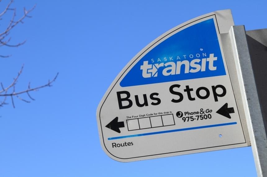 Transit cancellations Monday in Saskatoon