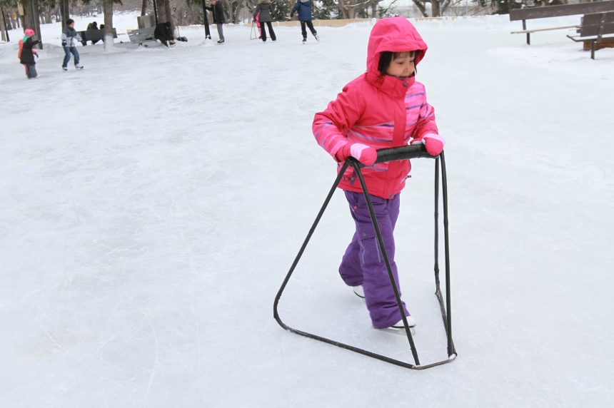 Saskatoon slated for mild winter, a white Christmas