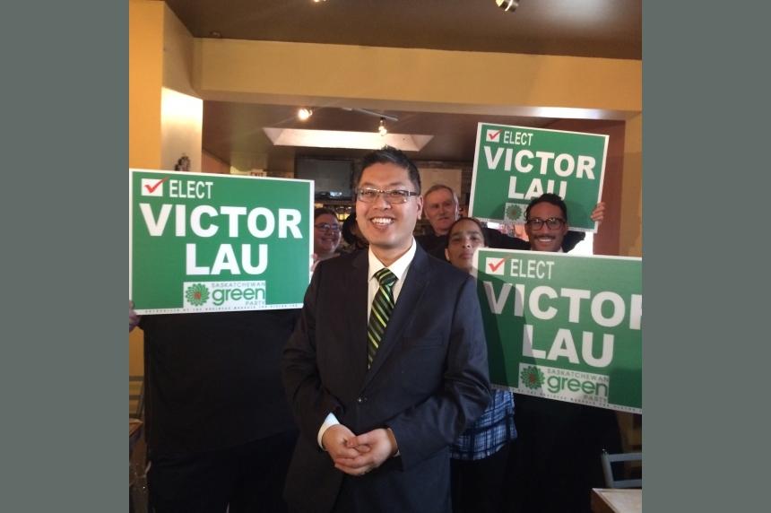 Green Party of Saskatchewan in it to win it