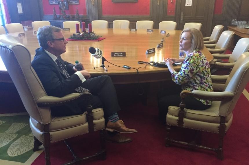 '2017 is good:' Premier Brad Wall looks ahead