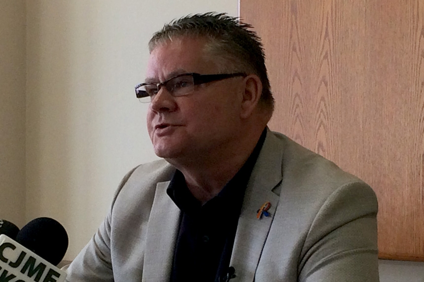 Here to listen: Regina's new city manager sets out vision