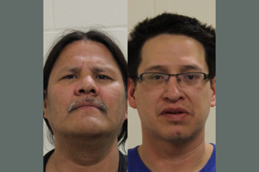 Two men wanted by Punnichy RCMP