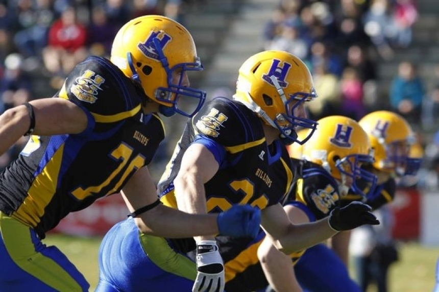 Hilltops back on top with win over Winnipeg