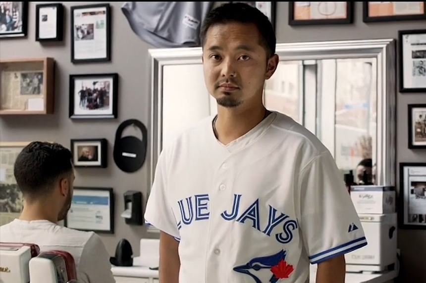 VIDEO: Blue Jays fan creates 'We the North' tribute