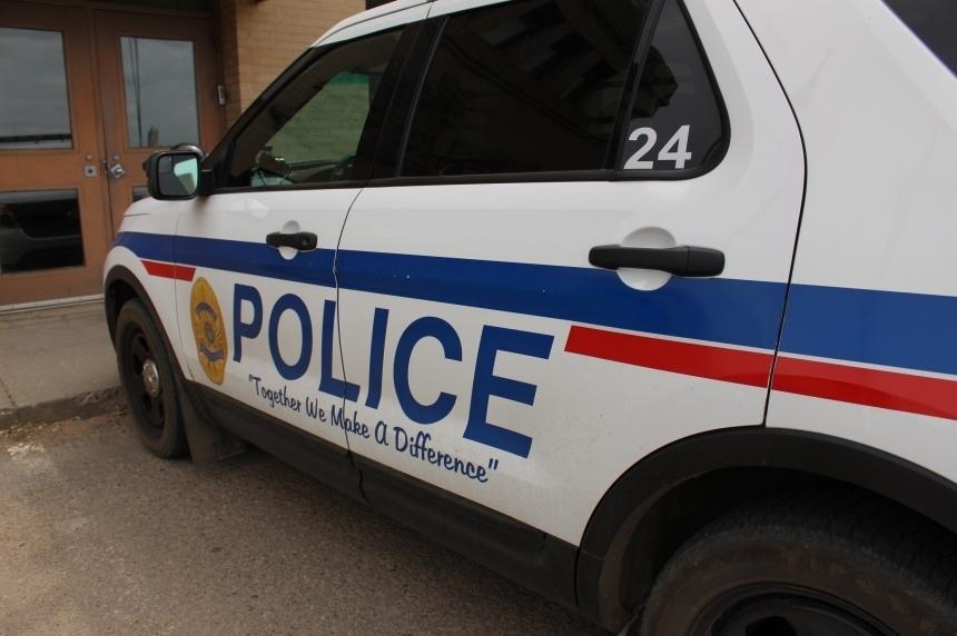 Woman hit by school bus at Moose Jaw crosswalk