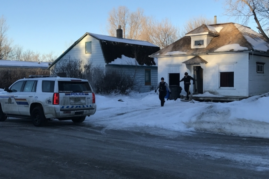 3 men face charges involving fentanyl after RCMP search small town Sask. homes