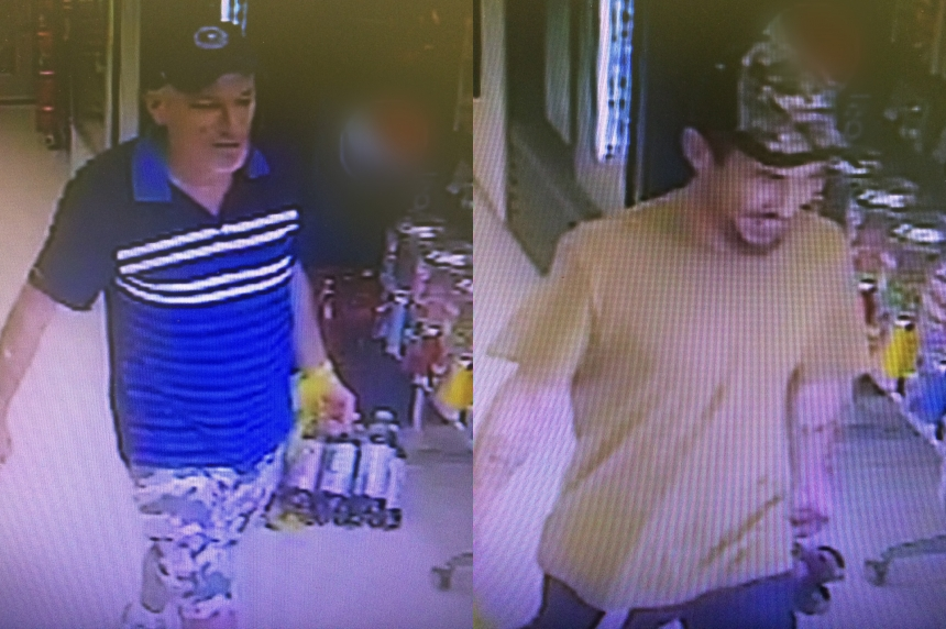 Swift Current RCMP seek pair accused of fraud