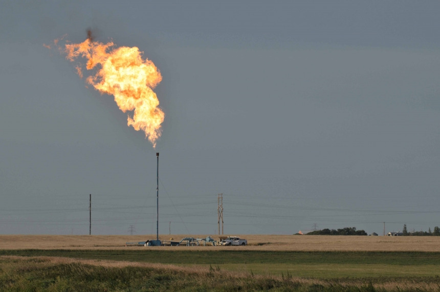 Natural gas flaring in Alameda and Arcola to start Sunday