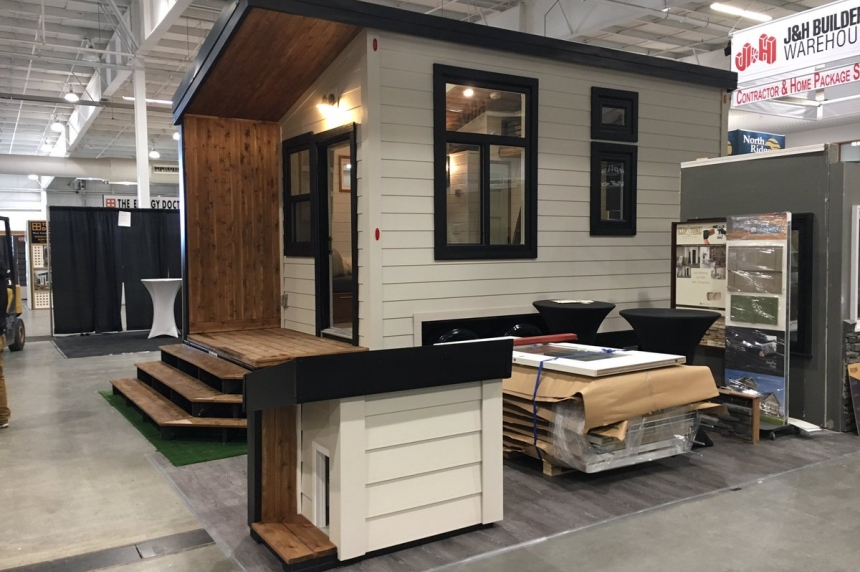 Saskatoon builder gets into tiny house business