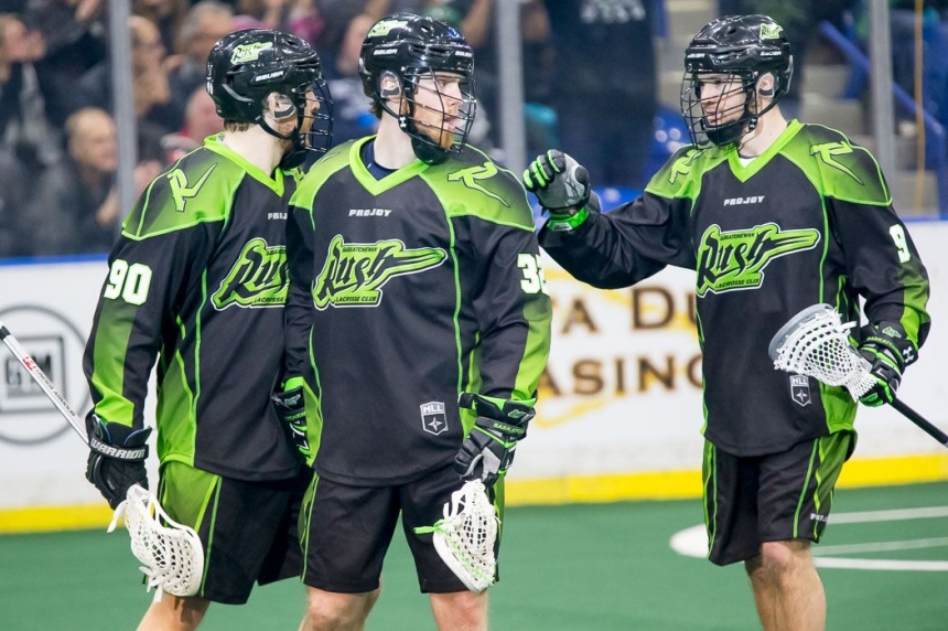 Rush hold off powerful Stealth offence for 2nd straight home win