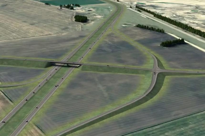 Plans released for Warman, Martensville overpasses