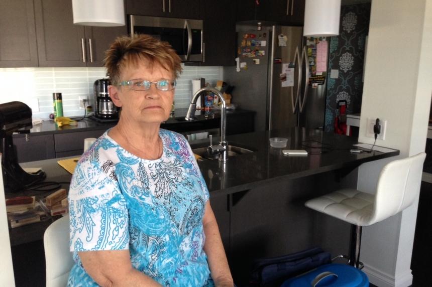 Regina's Harbour Landing condos shocked by lightning strike
