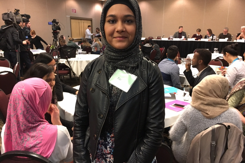 Students share experiences of racism, bullying at youth conference
