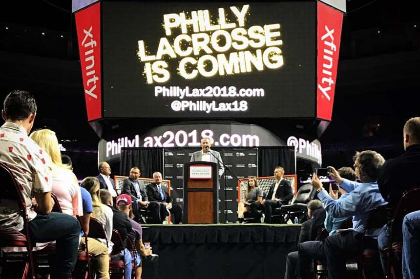 Pro lacrosse returns to Philly as NLL expands to 11 teams