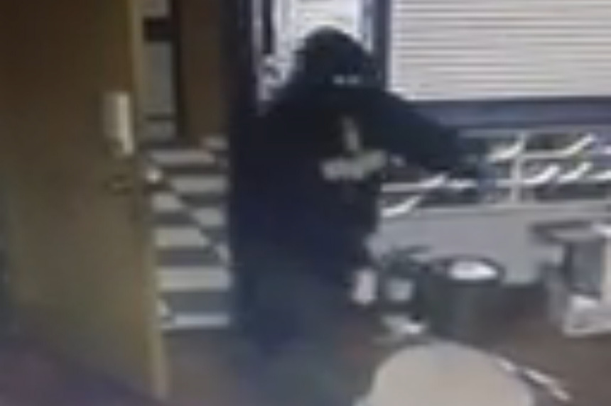 Police looking for suspect in Watson robbery