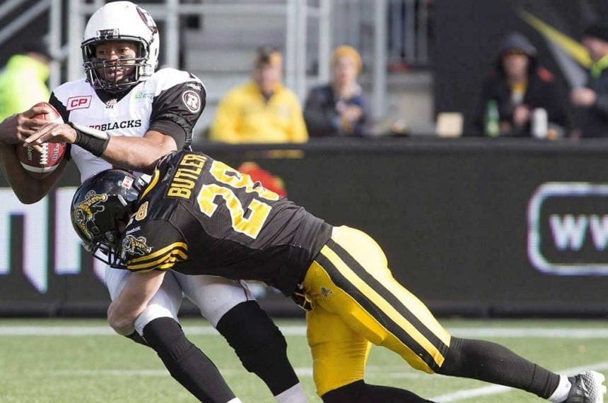 Defensive back Butler retires as player, becomes Tiger-Cats assistant coach