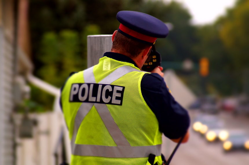 Slow down: Driver caught going 102 km/h on 8th Street