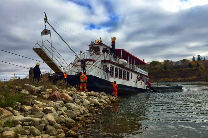 Saskatoon's Prairie Lily makes 1st trip to land since launch