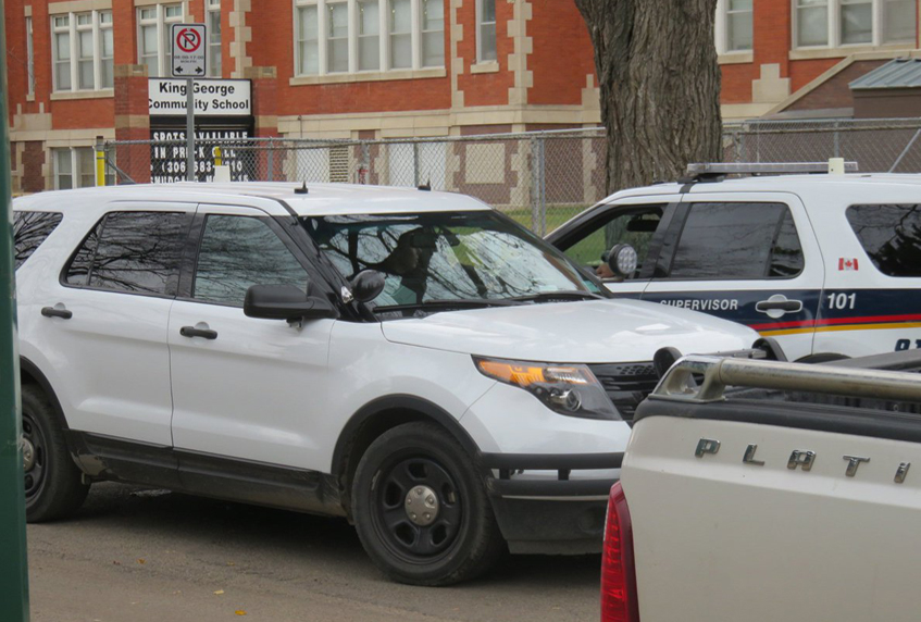 Police have person of interest in threat to Saskatoon school