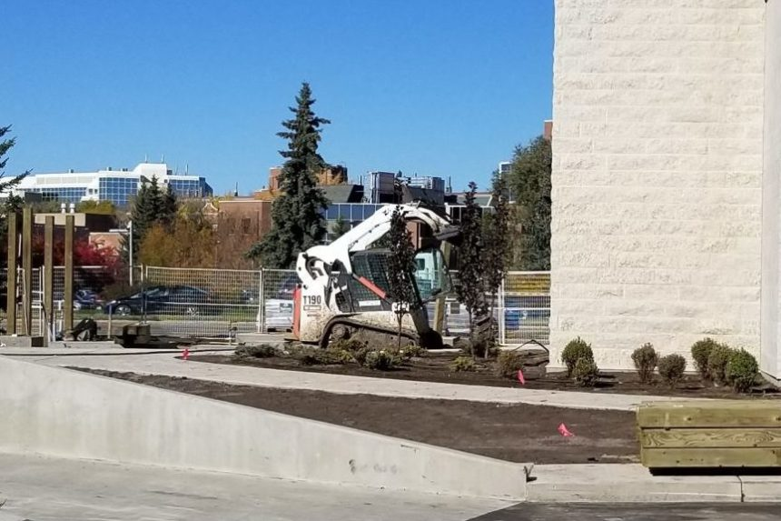 Natural gas leak near U of S caused by auger