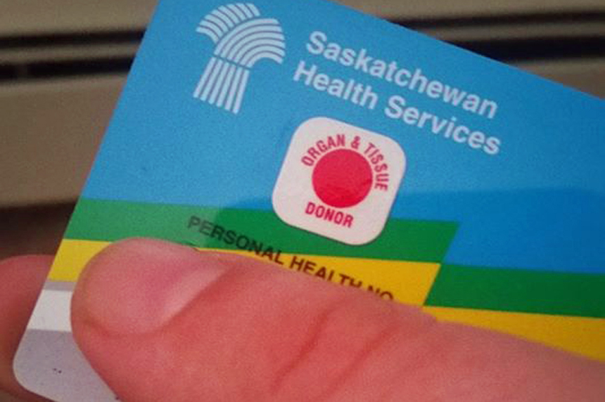 Saskatchewan sees jump in blood, organ donors