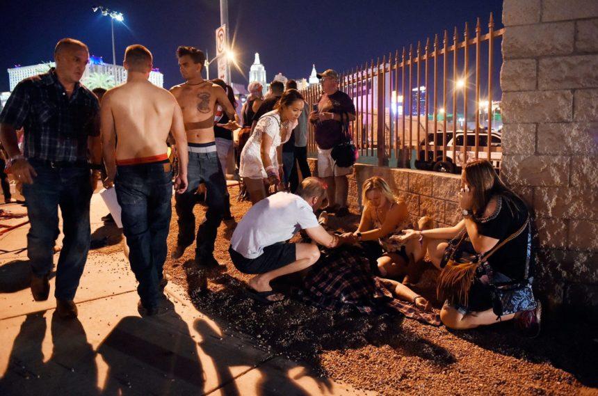 VIDEO: Deadly mass shooting in Las Vegas