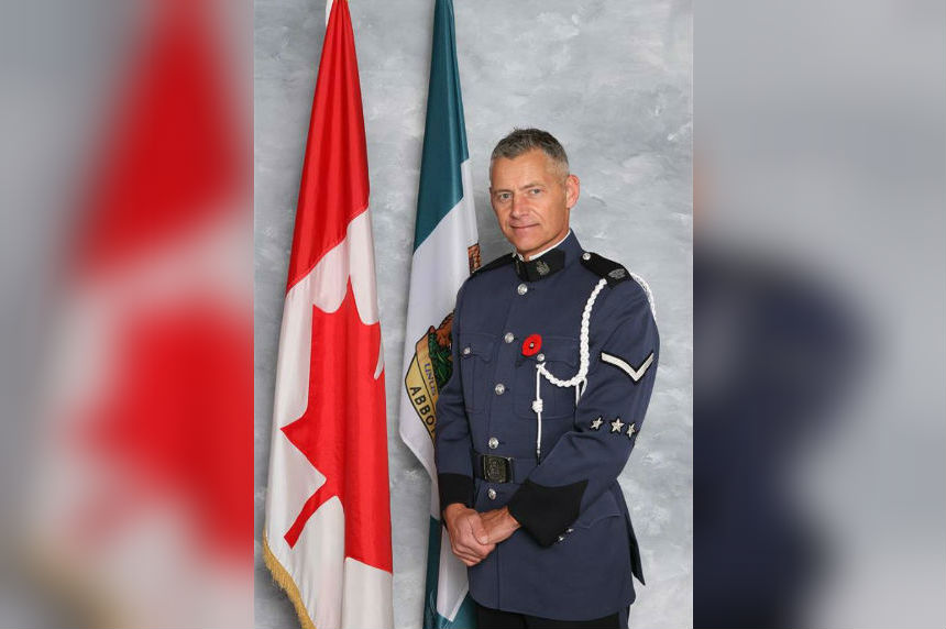 Saskatoon police mourn shooting death of B.C. officer