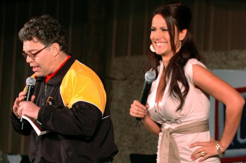 Radio anchor says Franken groped, kissed her without consent