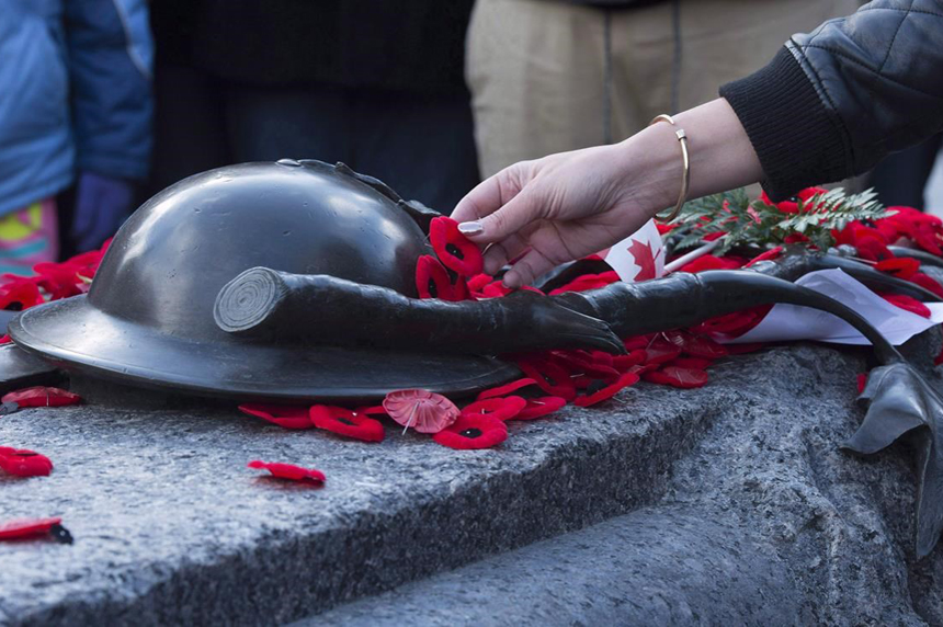Millennials more likely to attend Remembrance Day ceremonies: poll