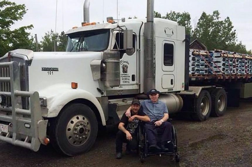 'He wouldn't have had a problem shooting me:' Trucker recounts being hijacked