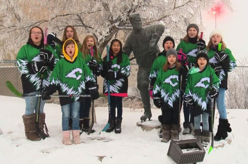 Saskatoon hockey team to play in Parliament Hill tournament