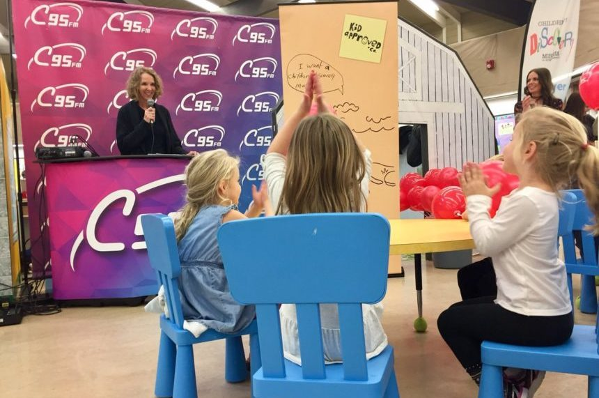 $1M Rawlco donation sparks creativity at Children's Discovery Museum