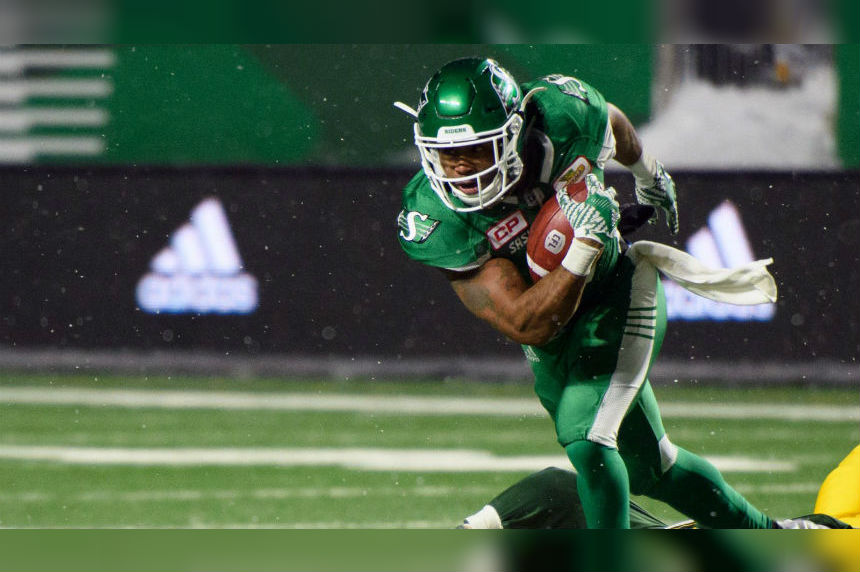 Thigpen comes up big as Riders move on to eastern final