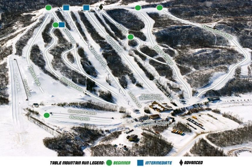 Early start for Sask. skiers at Table Mountain