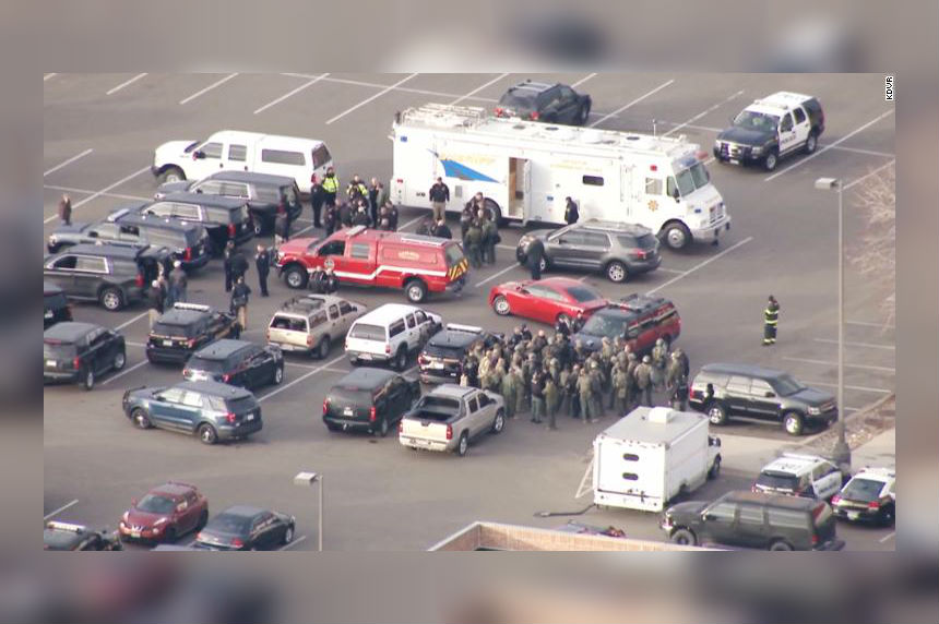1 deputy dead, multiple injured in Colorado shooting