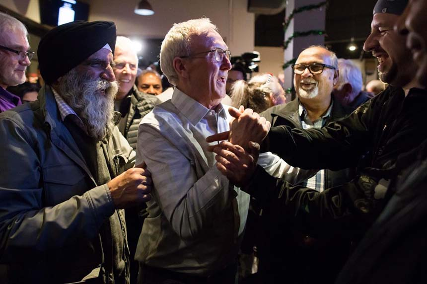 Liberals win three of four byelections, including upset in B.C.; Tories hold one