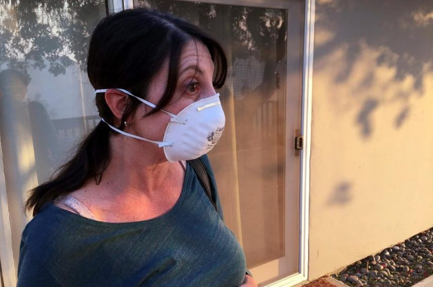 Californians reflect after fleeing homes as fire came close