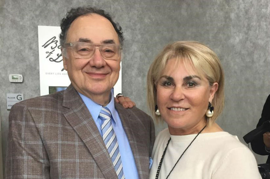 Billionaire couple Barry and Honey Sherman mourned by Jewish community