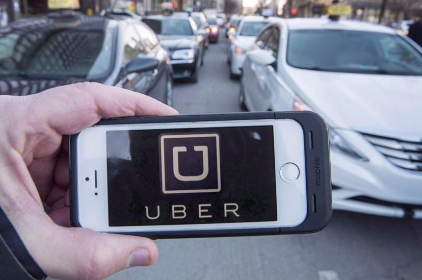 Taxis decry 'unlevel playing field' in city ride share rules | 650 CKOM