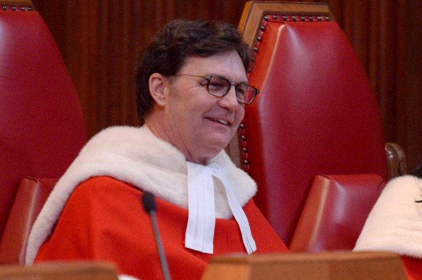 Trudeau appoints Richard Wagner as chief justice of Supreme Court