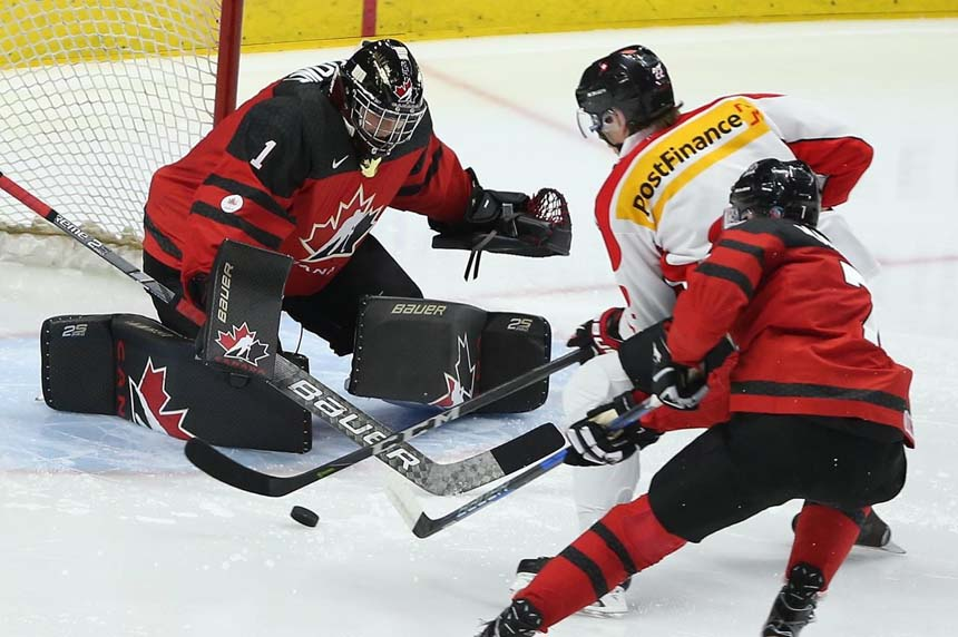 Speed and depth key to Canada's junior team ahead of world championship