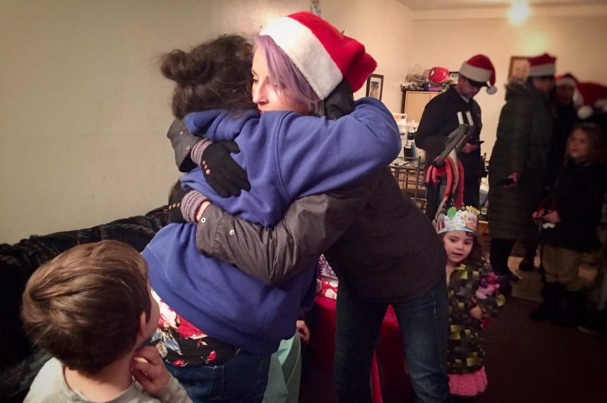 Best Christmas:\' Family granted wish of gifts, new car | 650 CKOM