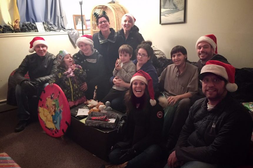 'Best Christmas:' Family granted wish of gifts, new car