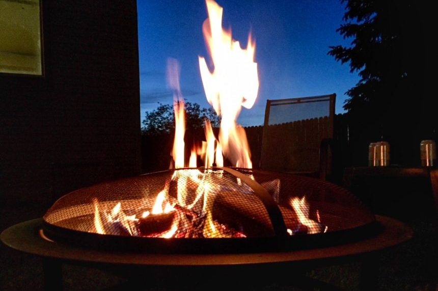 City council to vote on backyard fire curfew Monday