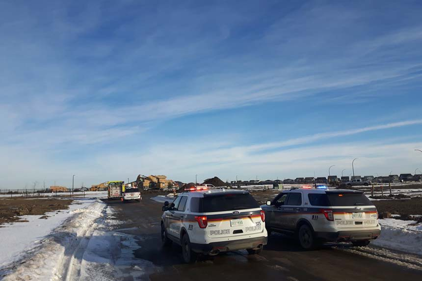 Ruptured gas line missed by Sask First Call: contractor
