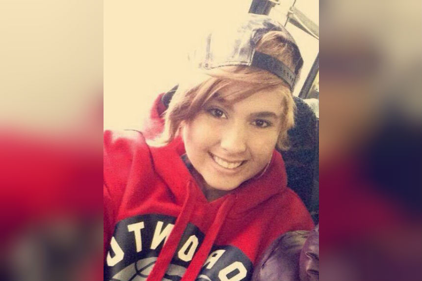 Missing teen last seen Christmas Day in Saskatoon