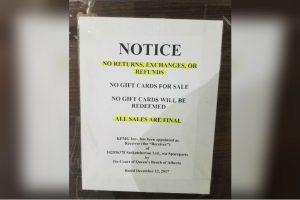 KPMG Notice