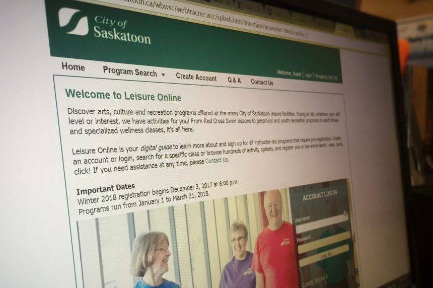 New online system for Saskatoon winter activity registration