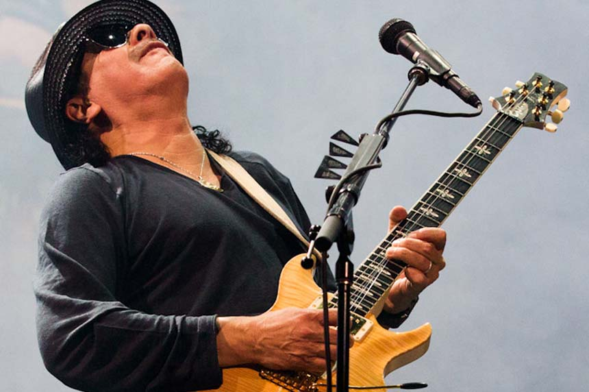Santana to play SaskTel Centre in March