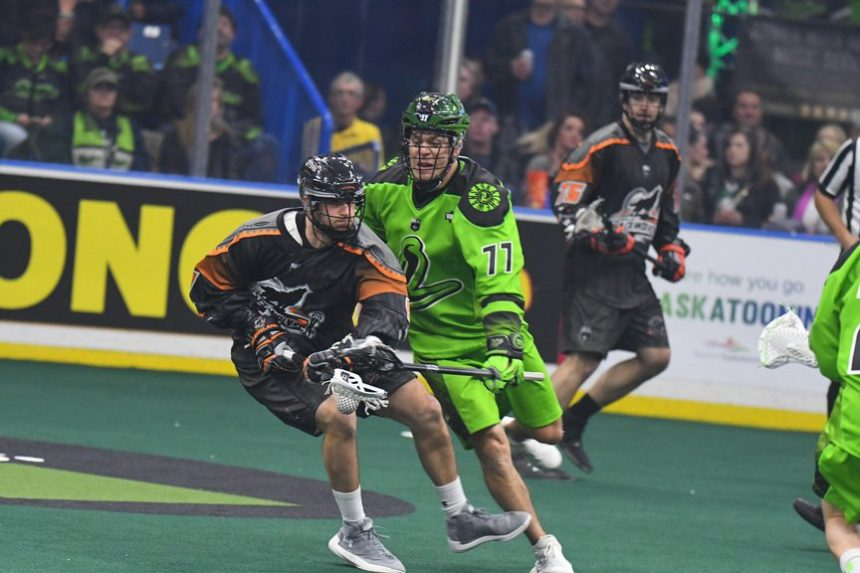 Matthews makes history as Rush rout Black Wolves 24-11
